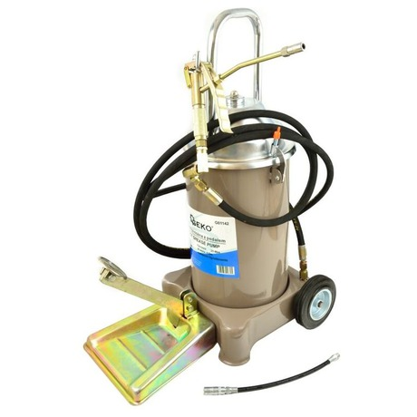 Vzduchové čerpadlo na maziva 12l, 4-8 bar GEKO