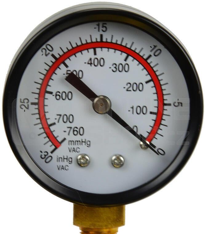 Podtlaková pumpa pro odvzdušnění brzd, 1bar GEKO
