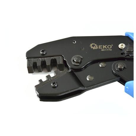 Kleště krimpovací na kabely, 0,5-6mm GEKO