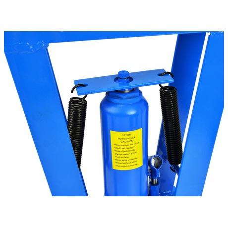Hydraulická ohýbačka potrubí, 16T, 2krabice GEKO (foto 1)