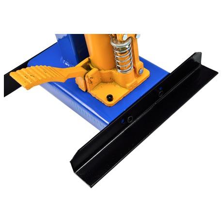 Stahovák pružin hydraulický 1T, nožní pumpa GEKO