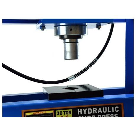 Hydraulický lis smanometrem, 30t GEKO (foto 1)