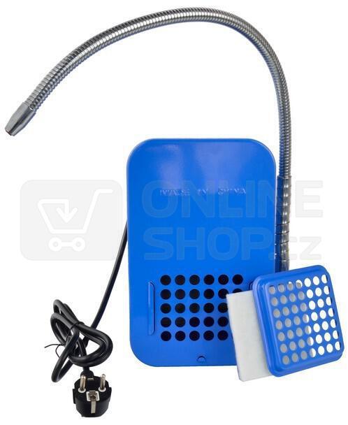 Myčka na součástky, elektrické čerpadlo, objem 80l GEKO