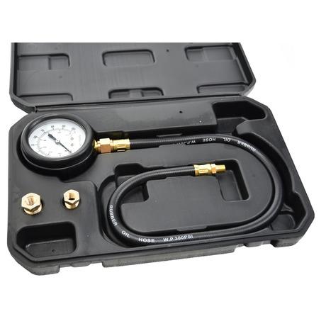 Tester tlaku motorového oleje GEKO
