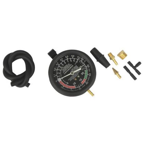Tester tlaku a palivového čerpadla GEKO