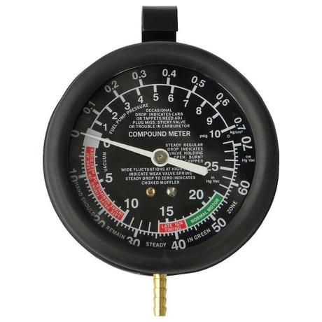 Tester tlaku apalivového čerpadla GEKO (foto 3)