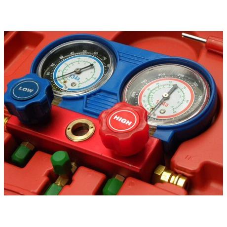 Sada na měření chladícího plynu GEKO