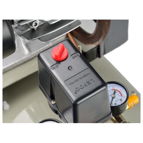 Kompresor olejový třípístový, 200l GEKO