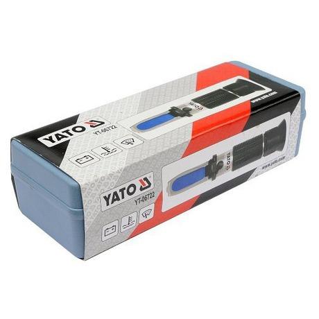 Refraktometr na měření provozních kapalin automobilu YATO