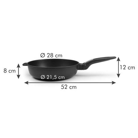 Pánev hluboká Tescoma SmartCLICK pr. 28 cm