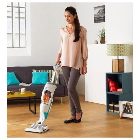 Parní čistič ROWENTA RY 7557 WH Clean&Steam 2v1