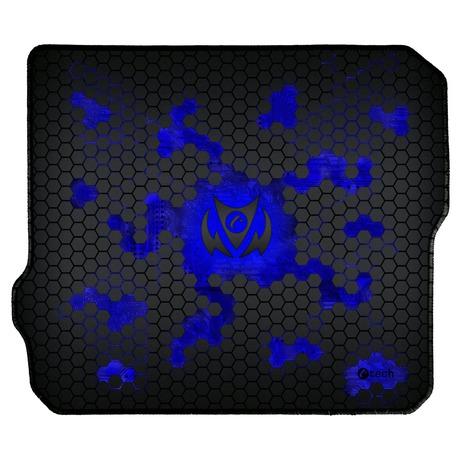 C-TECH ANTHEA, herní podložka, obšité okraje, modrá (GMP-01C-B) (foto 1)