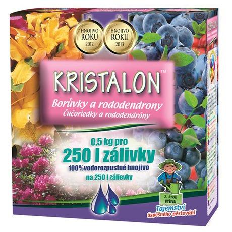 Hnojivo Agro Kristalon Rododendron 0,5 kg