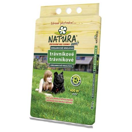 Hnojivo Agro NATURA trávníkové 8 kg - Agro NATURA trávníkové 8kg (foto 1)
