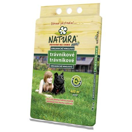 Hnojivo Agro NATURA trávníkové 8 kg - Agro NATURA trávníkové 8kg (foto 2)