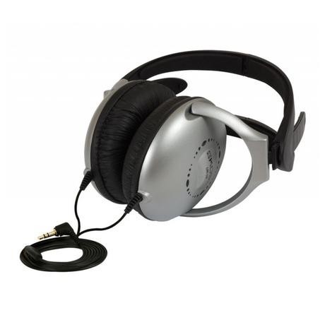 Sluchátka Koss UR 18 (doživotní záruka) - černá/stříbrná - Koss UR18 -černá/stříbrná (foto 3)