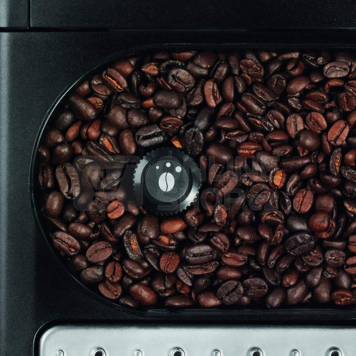 Kávovar Krups EA816570 Pisa Red + XS6000 Autocappuccino