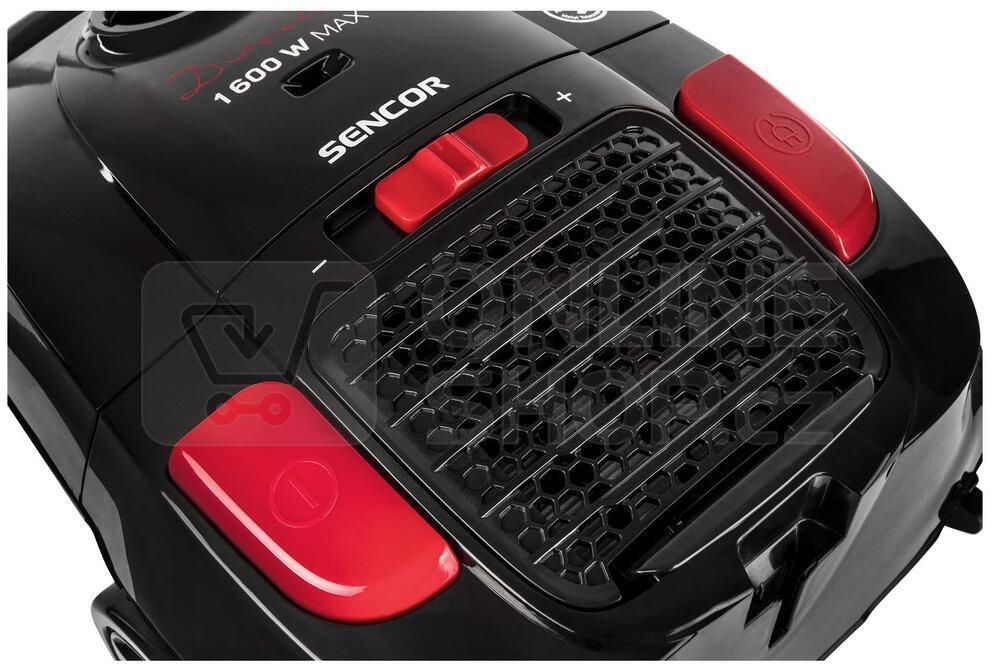 Vysavač Sencor SVC 6000BK
