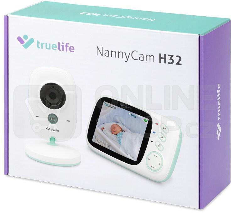 TrueLife NannyCam H32