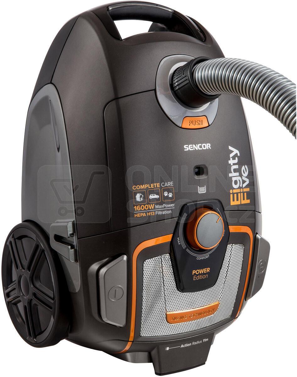 Vysavač Sencor SVC 8500TI
