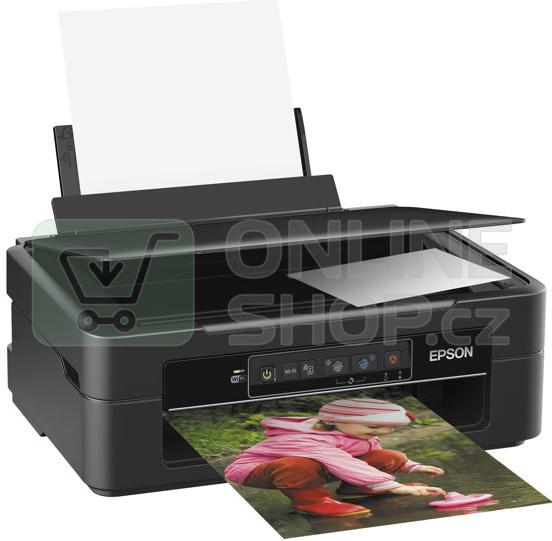 inkoustov tisk rna epson xp 245 ink multifunkce wifi usb a4. Black Bedroom Furniture Sets. Home Design Ideas