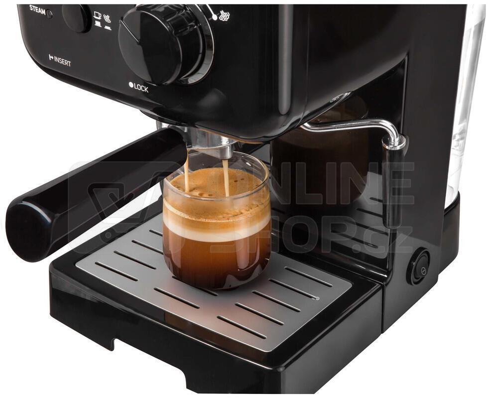 Kávovar Espresso Sencor SES 1710BK