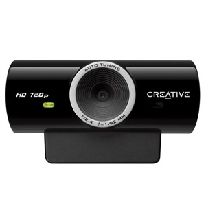 Webkamera Creative Labs Live! Cam Sync HD - černá