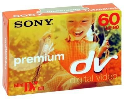 DV kazeta Sony DVM60PR