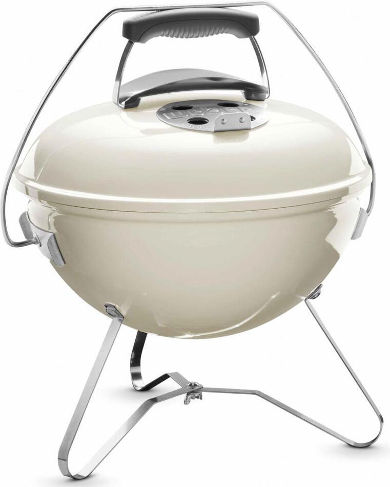 Gril Weber Smokey Joe Premium (37 cm, krémový)
