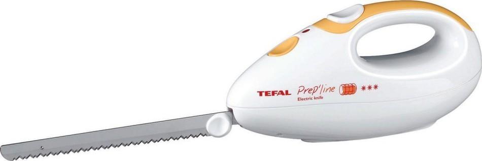 Elektrický nůž Tefal 852331 bílá/mango Prep Line