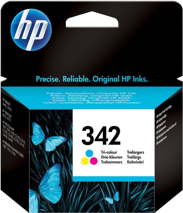 Inkoustová náplň HP No. 342, 5ml, 175 stran originální - CMY