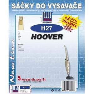 Sáčky do vysavače Jolly H 27 Hoover Athyss, Junior, Hoost 2000, H59