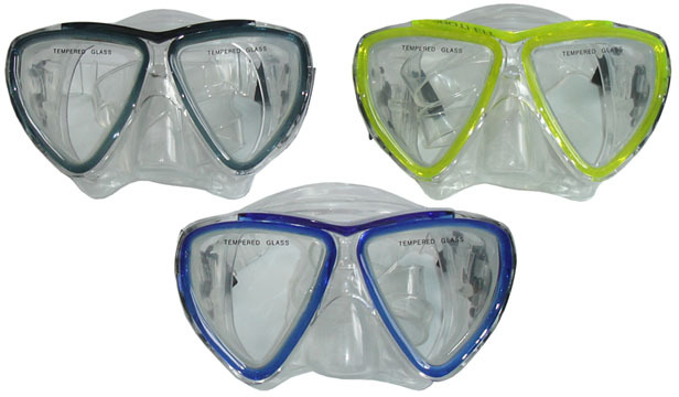 BROTHER P59959 Potápěčské brýle Coral Junior