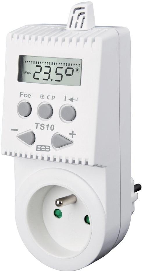 ELEKTROBOCK Zásuvka tepelně spínaná TS10 Elektrobock