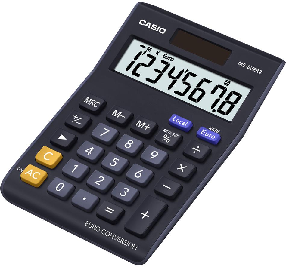 Kalkulačka Casio MS 8 VER II