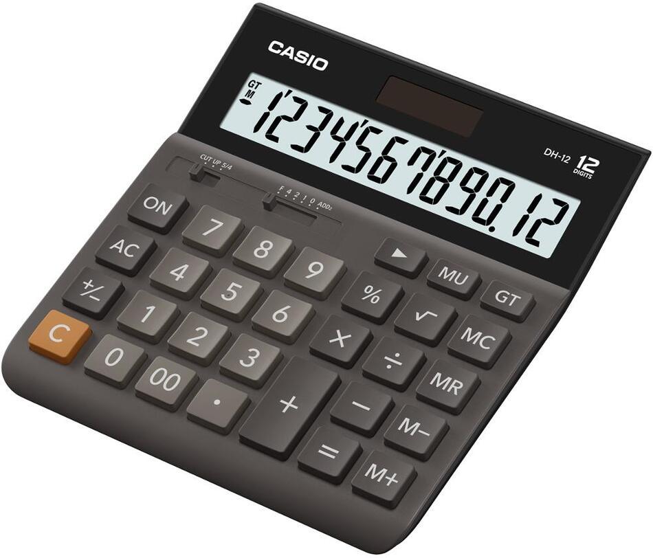 Kalkulačka Casio DH 12