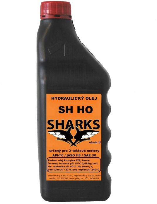 Sharks hydraulický olej