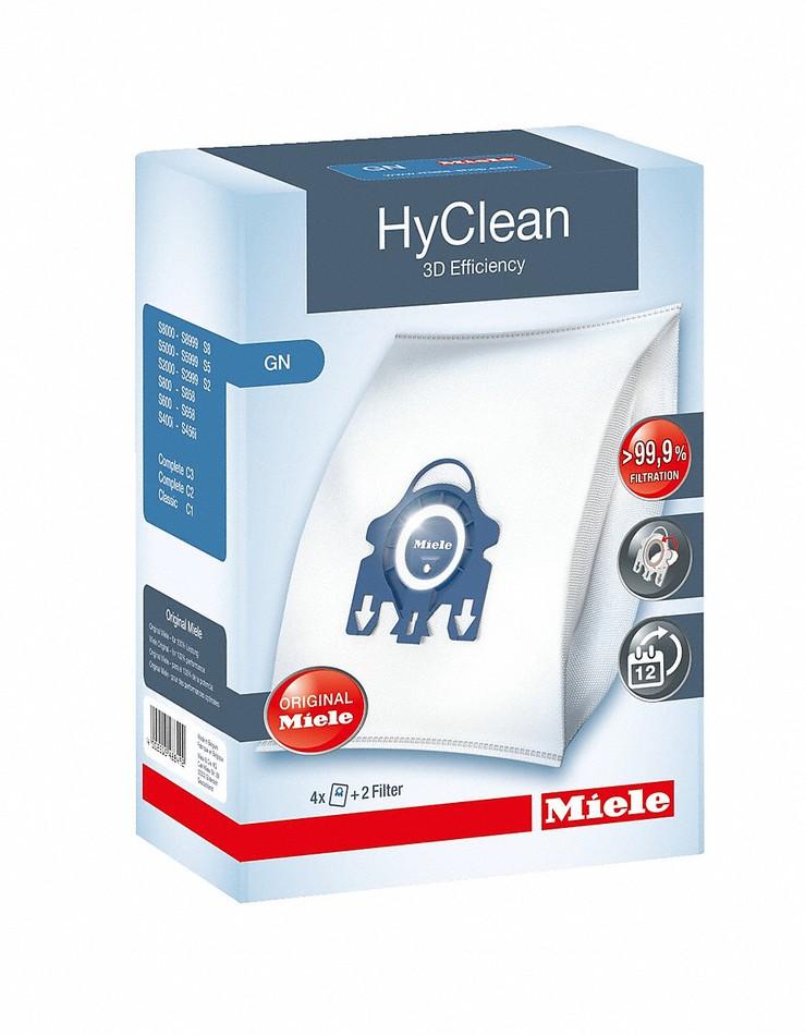 Originální sáčky HyClean 3D GN Miele SB GN HyClean 3D