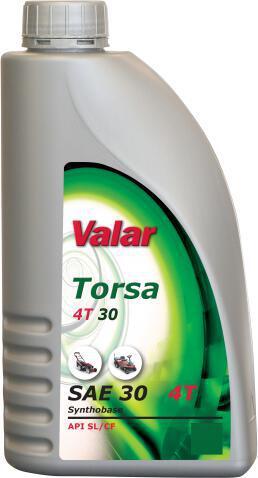 Olej VALAR Torsa 30 0,6 L
