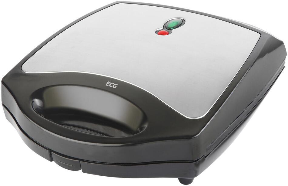 Sendvičovač ECG S 199 Quattro