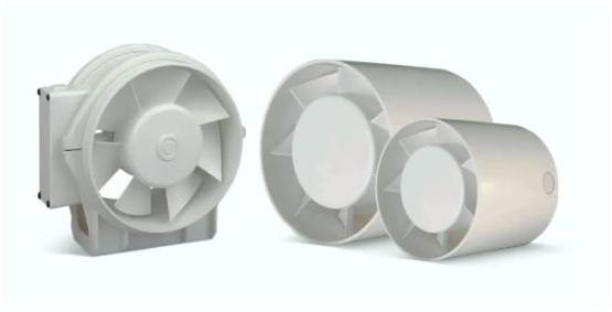Axiální ventilátor Cata MT-150