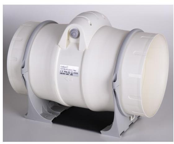 Radiální ventilátor Cata DUCT IN-LINE 200/910