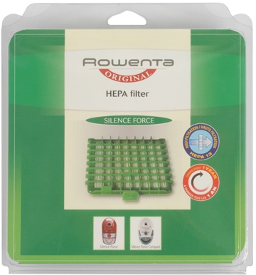 Filtr HEPA Rowenta ZR002901 pro Silence Force RO4xxxx