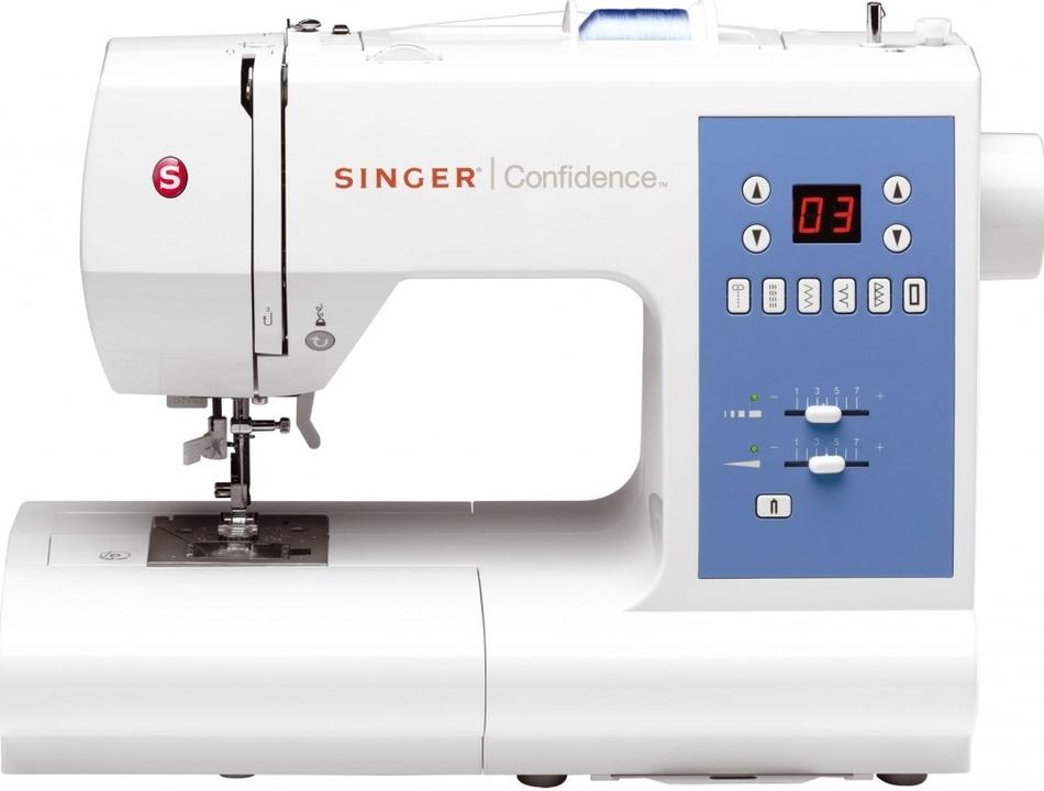 Šicí stroj Singer 7465 Confidence