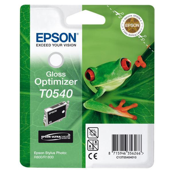 Cartridge Epson (C13T05404010), Bezbarvý lesk, R800/1800