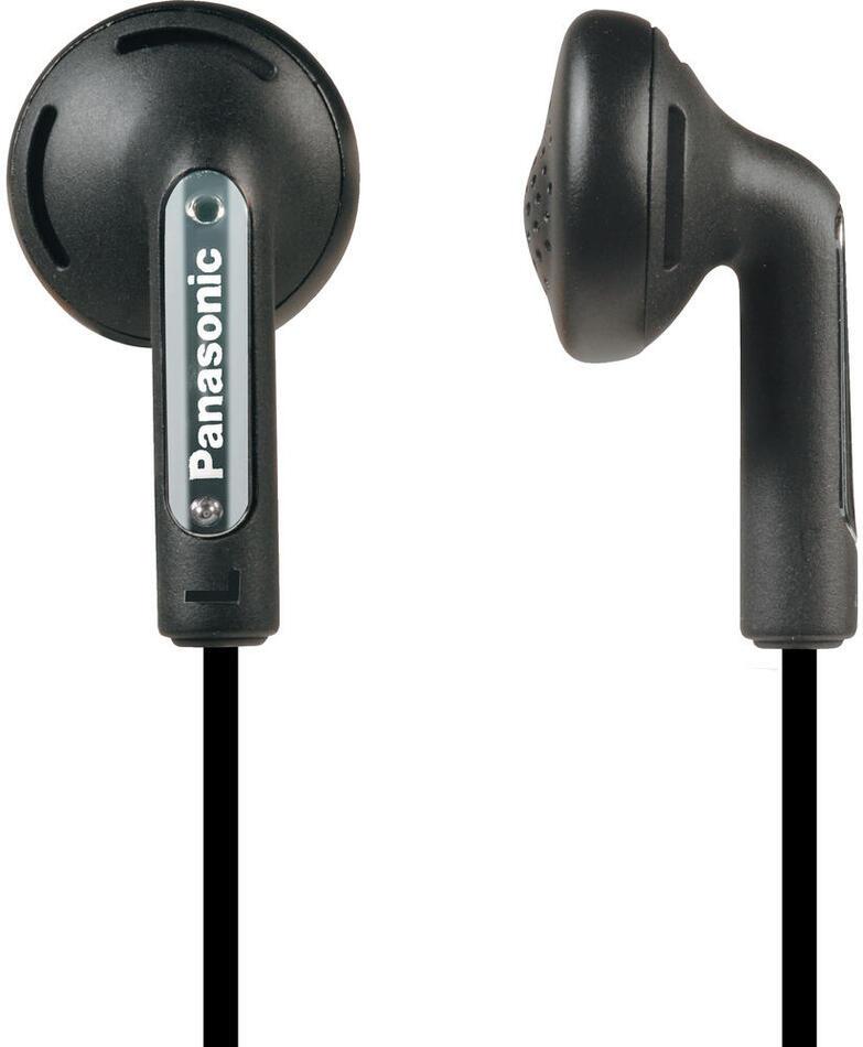 Sluchátka Panasonic RP-HV154E-K černá