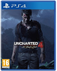 34d36e378 Hra Sony PlayStation 4 Uncharted 4: A Thief's End | ONLINESHOP.cz