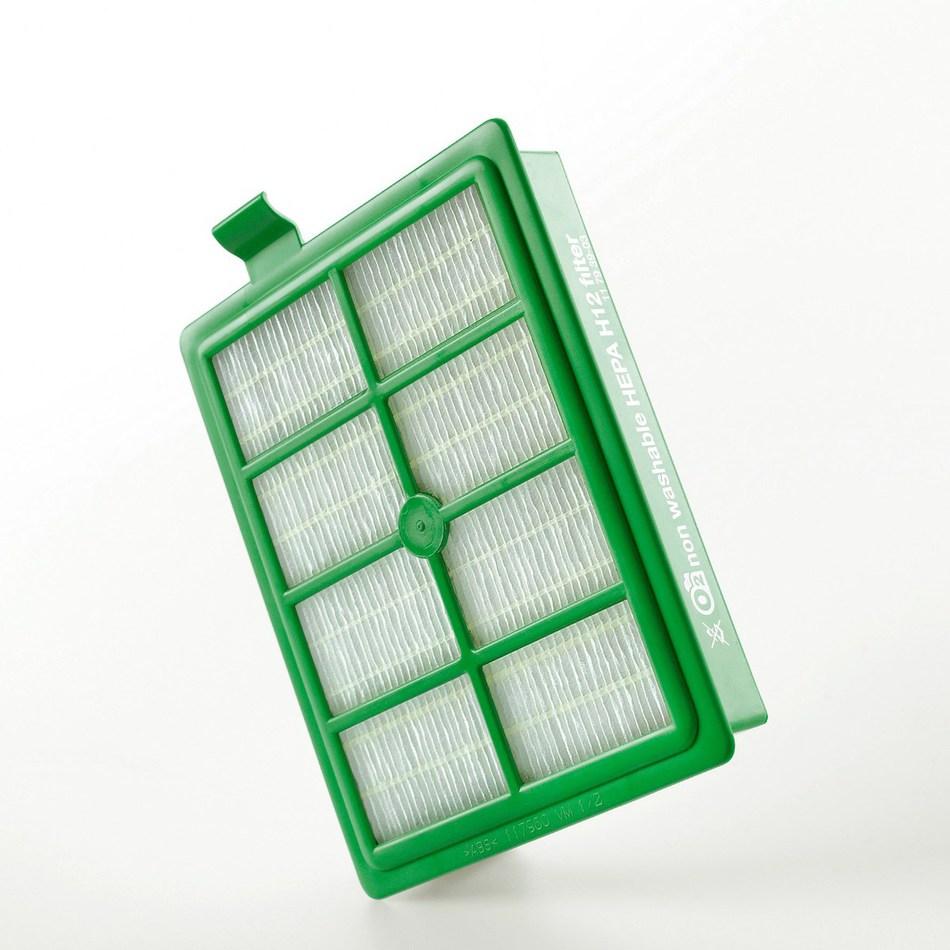 Filtr HEPA H12 Electrolux EFH12 do vysav., neomyvatelný