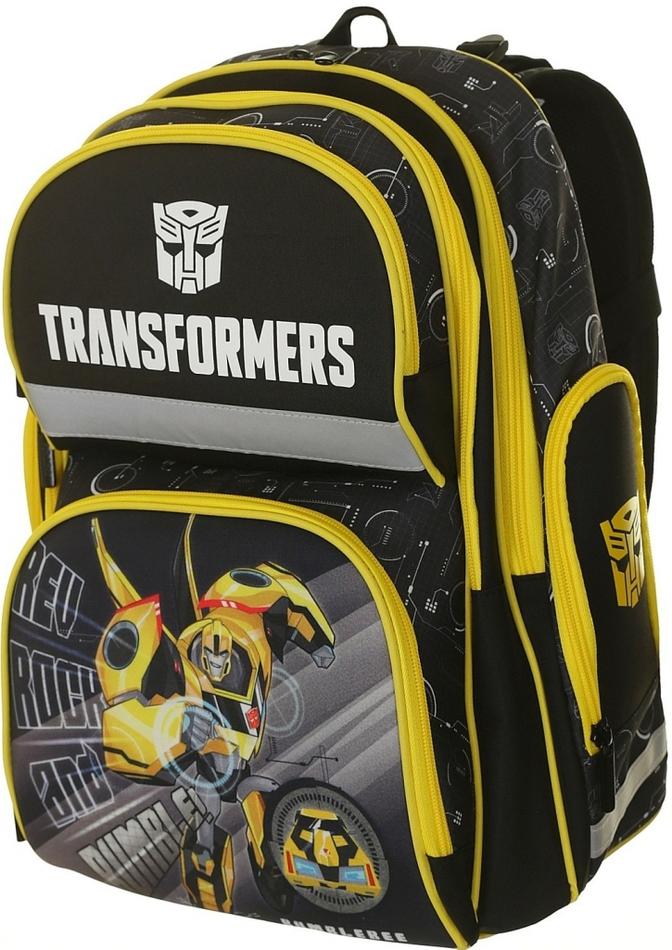 9684e1e8a39 Batoh školní P + P Karton anatomický Transformers