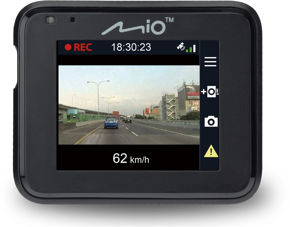"Kamera do auta MIO MiVue C320, LCD 2,0"""